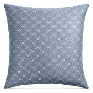 Hotel Collection Cascade Euro Pillow Sham